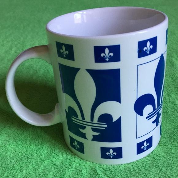 Vintage 1980 coffee mug